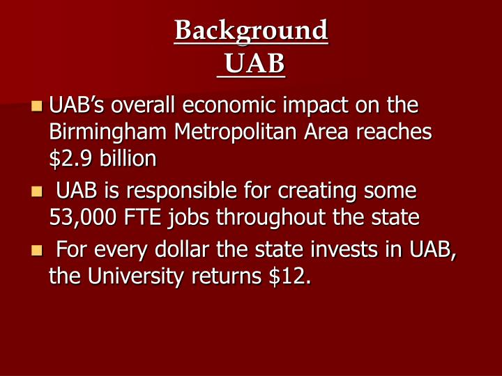 Background uab3