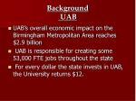 background uab3