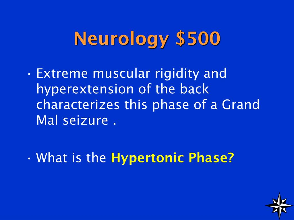 Neurology $500