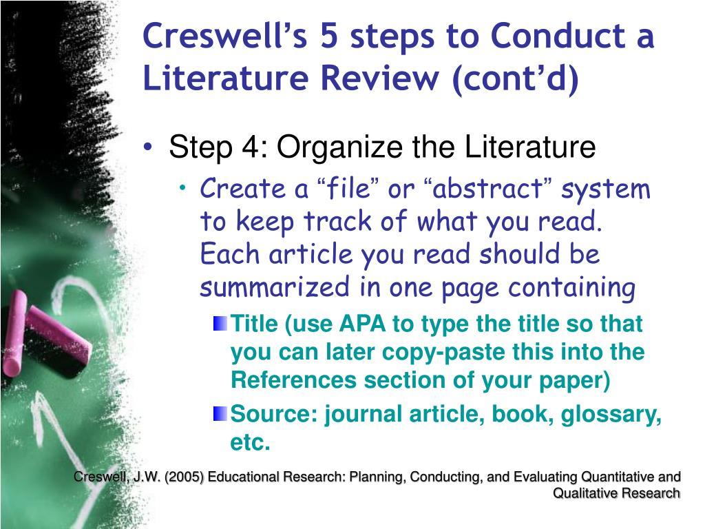 Creswell