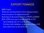 export finance26