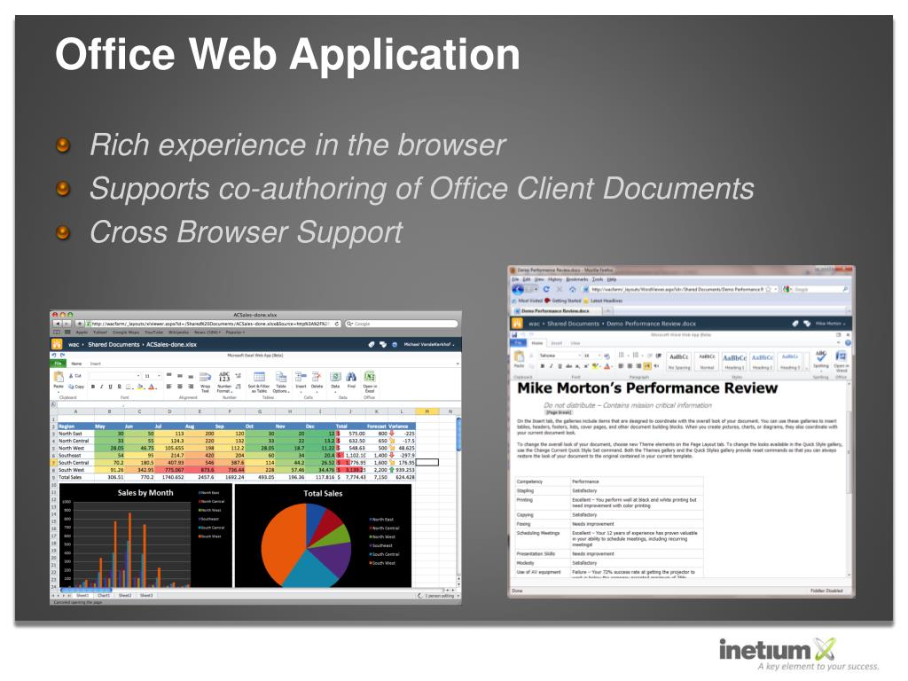 Office Web Application