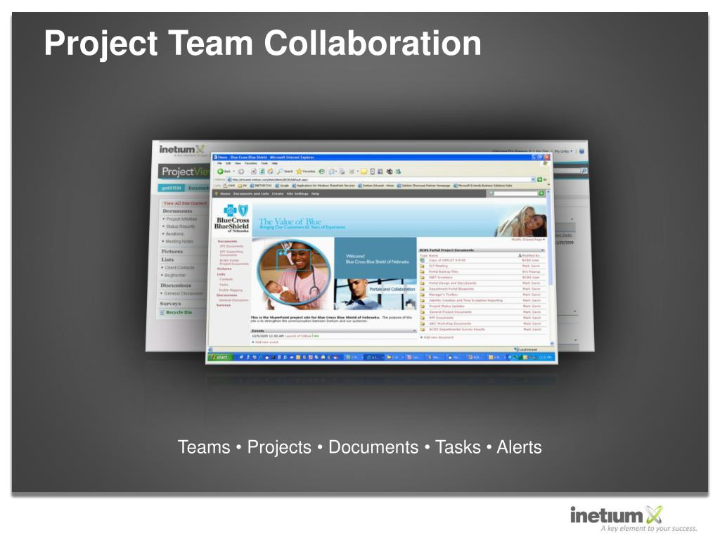 Project Team Collaboration