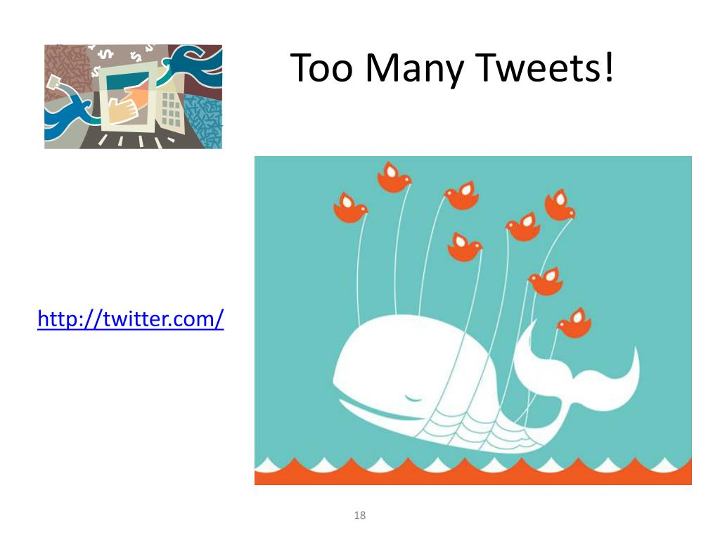 Too Many Tweets!