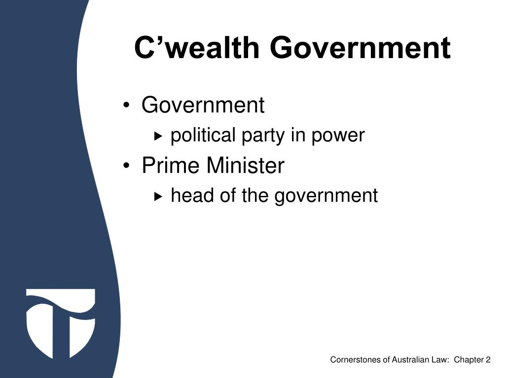 C'wealth Government