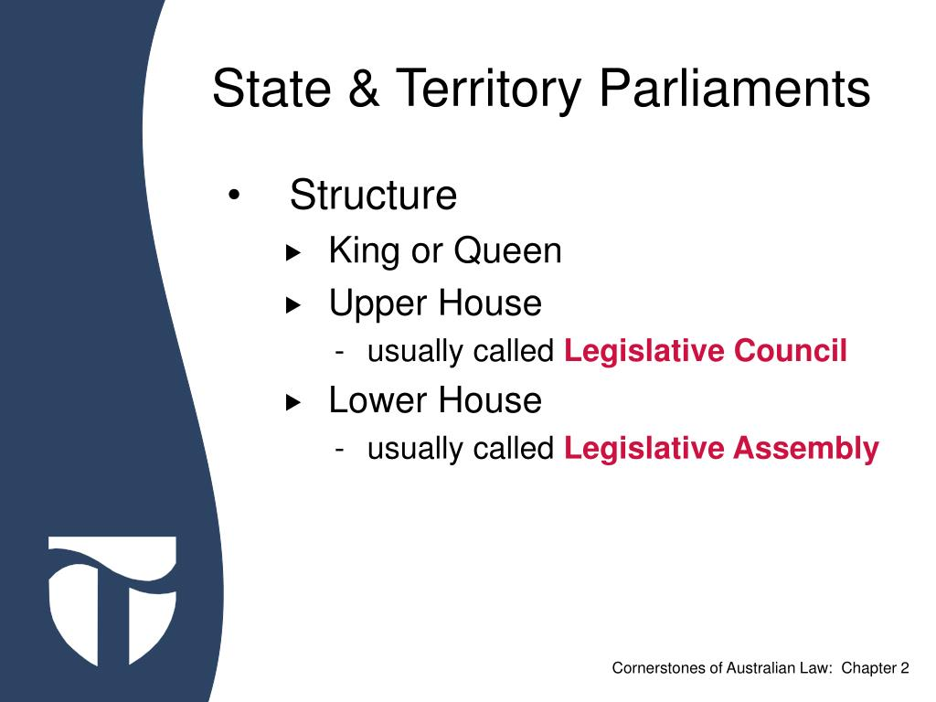 State & Territory Parliaments