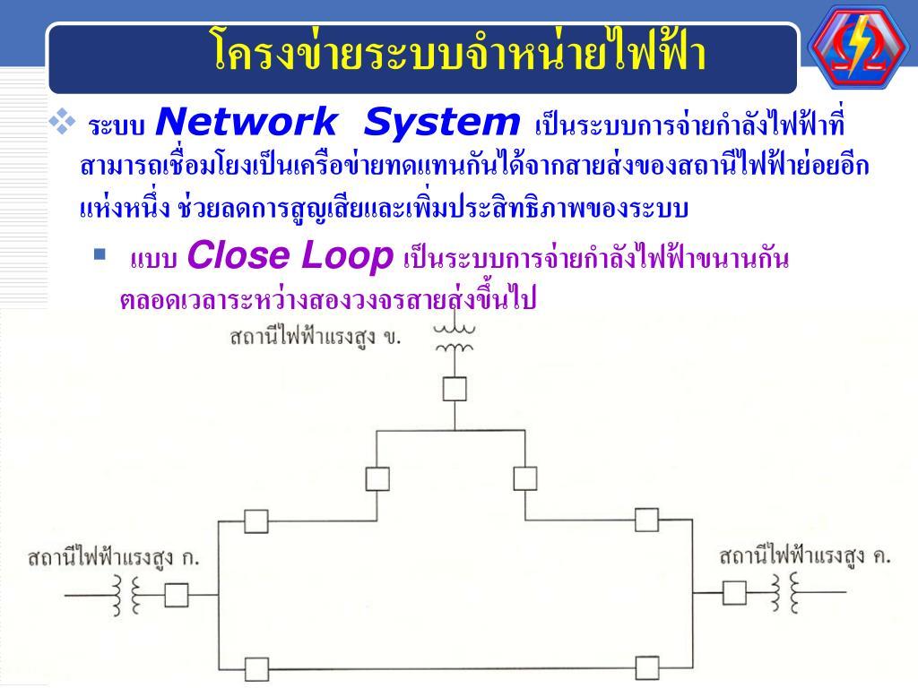 โครงข่ายระบบจำหน่ายไฟฟ้า