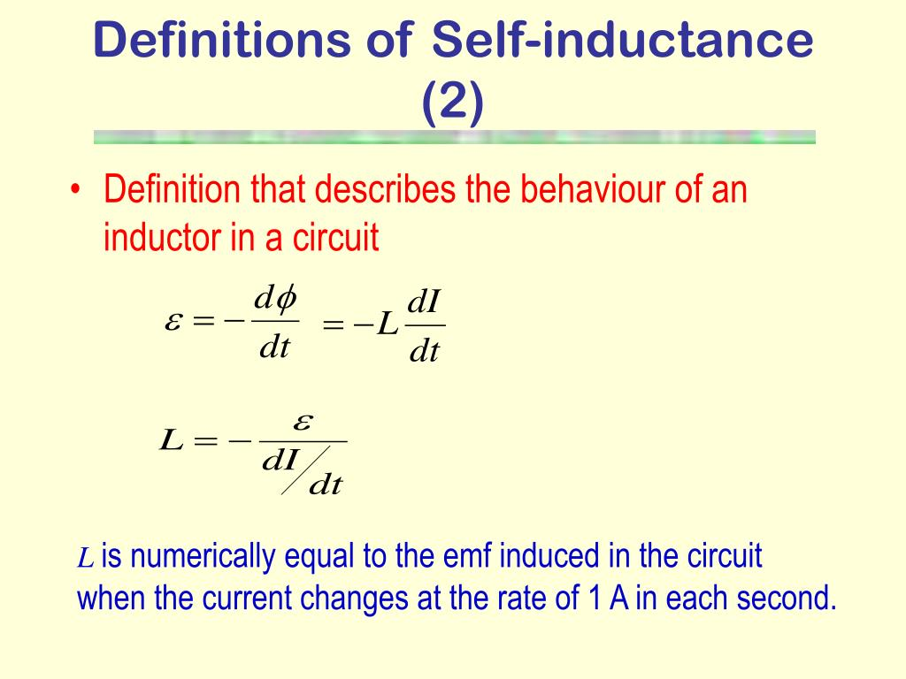 determination of self inductance of a coil Now, the expression of complex measurement uncertainty assumes a form: 2 4 2 2 2 2 3 1 i u r g i g u n t s i u +⋅ (5) 3 coil self-capacitance measurement accurate determination of coil inductance is possible only if.