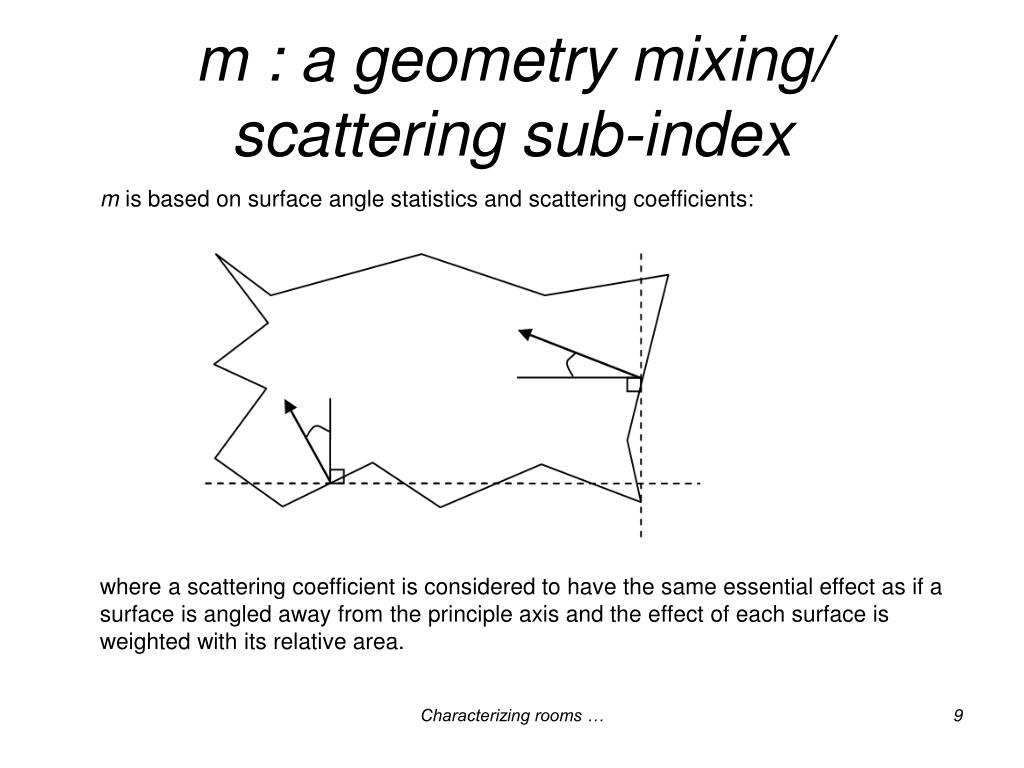 m : a geometry mixing/