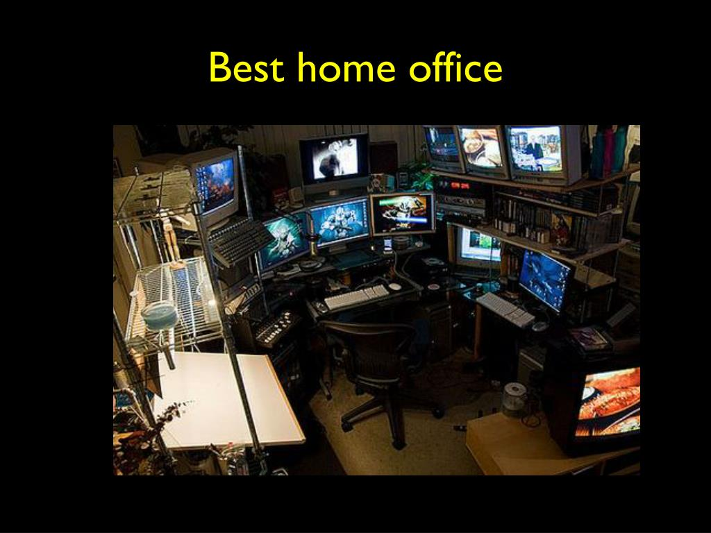 Best home office