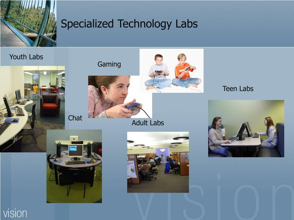 Specialized Technology Labs