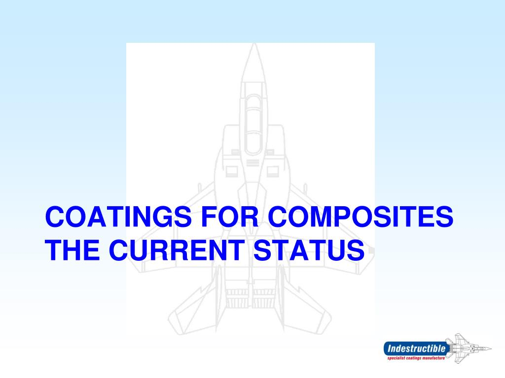 Coatings for composites