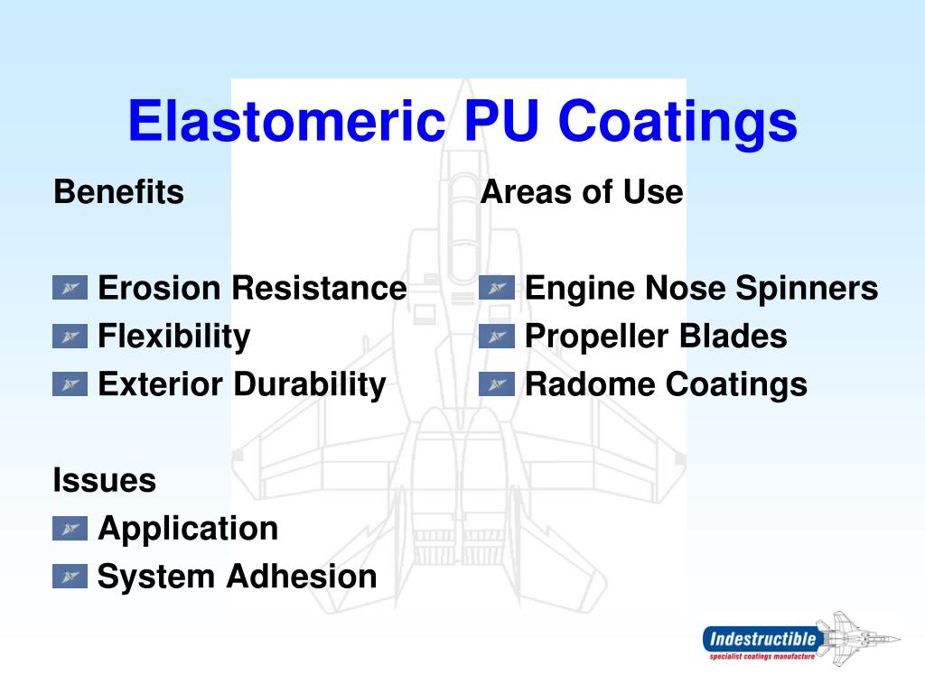 Elastomeric PU Coatings