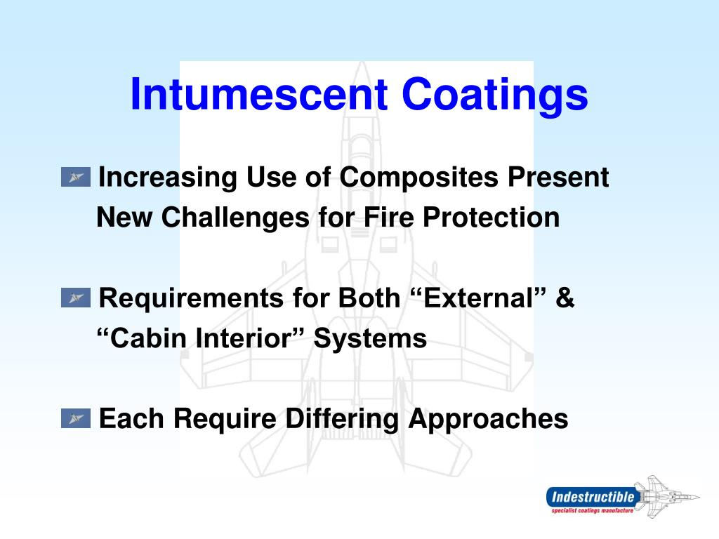 Intumescent Coatings