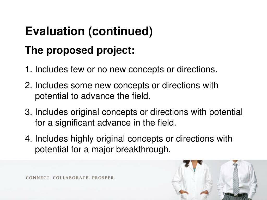 The proposed project: