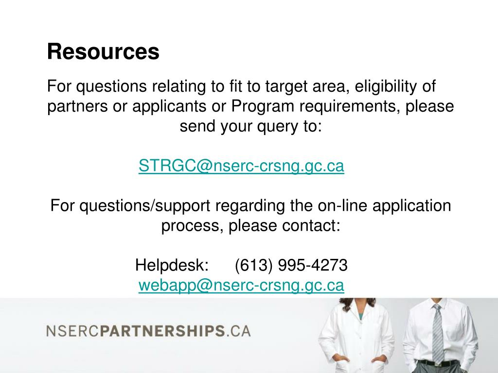 For questions relating to fit to target area, eligibility of partners or applicants or Program requirements, please send your query to:
