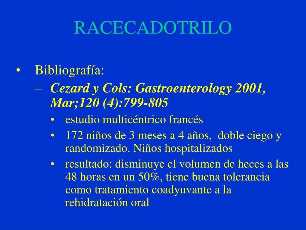 RACECADOTRILO