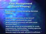 case management record keeping14