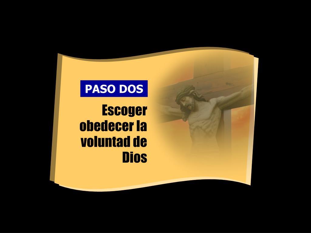 PASO DOS