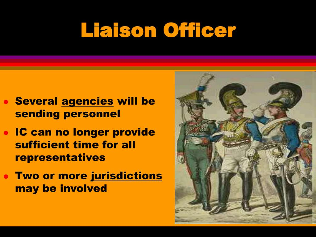 Liaison Officer