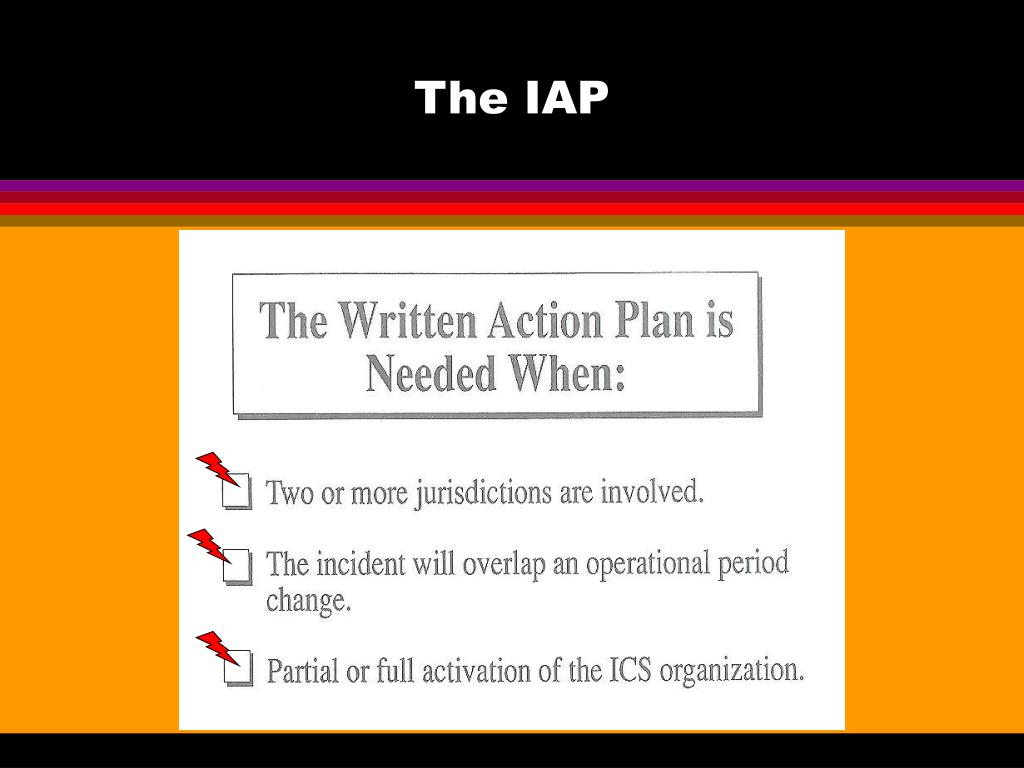 The IAP