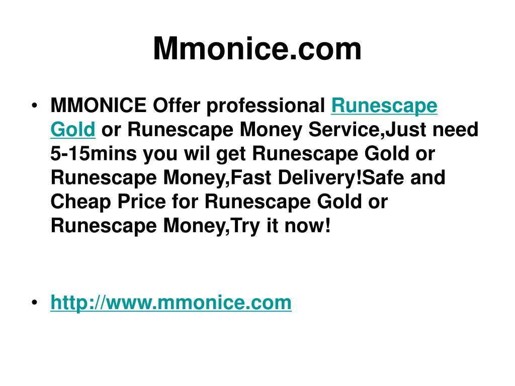 Mmonice.com
