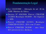 fundamenta o legal28