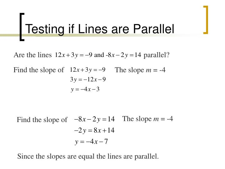 Testing if lines are parallel l.jpg