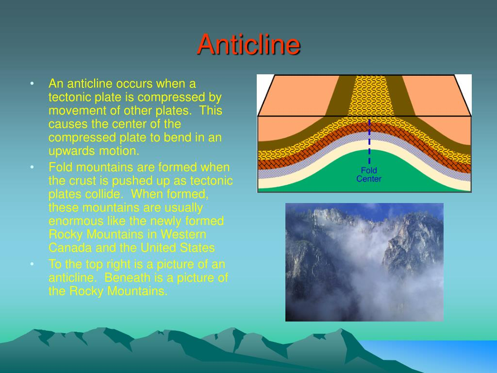 PPT - Folding and Faulting PowerPoint Presentation - ID:229449