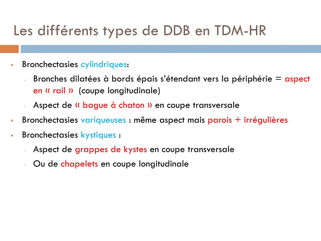 Ppt bronchectasies powerpoint presentation id 229489 - Differents types de miroirs ...