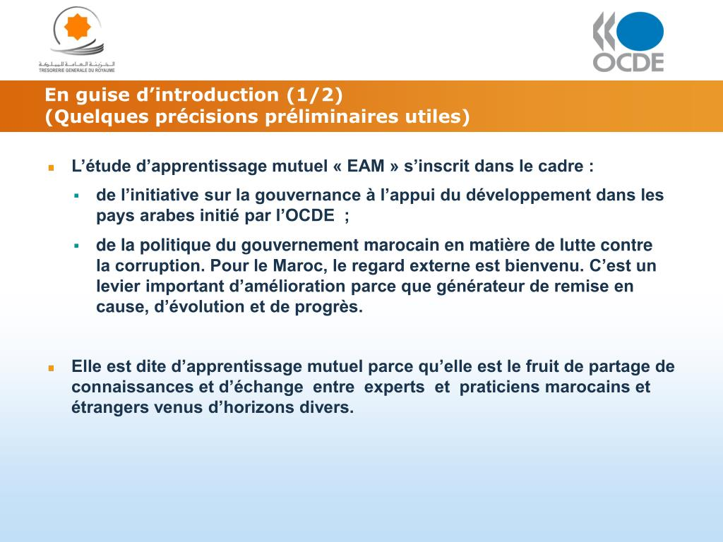 En guise d'introduction (1/2)