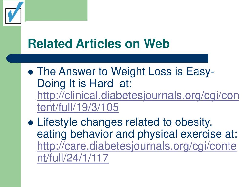 Related Articles on Web