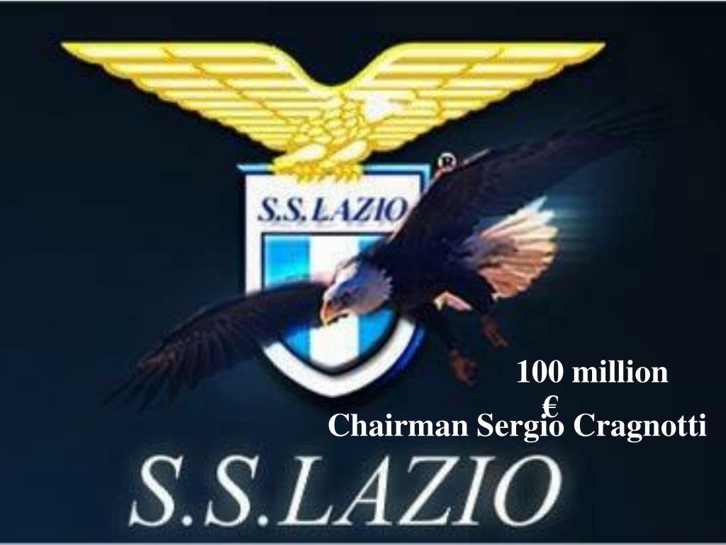 Chairman Sergio Cragnotti