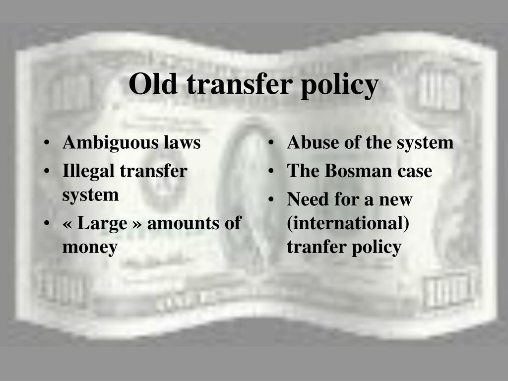 Ambiguous laws