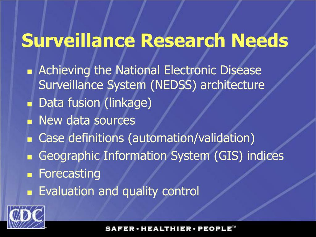 case study implementing a syndromic surveillance Abstract: syndromic surveillance is the regular collection, analysis, and  a  sufficient probability of a case or an outbreak to warrant further public  [26], in  implementing syndromic surveillance: a practical guide informed by.