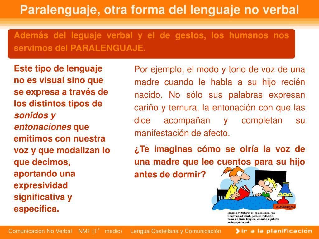 Paralenguaje, otra forma del lenguaje no verbal