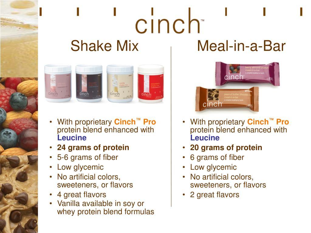 Shake Mix