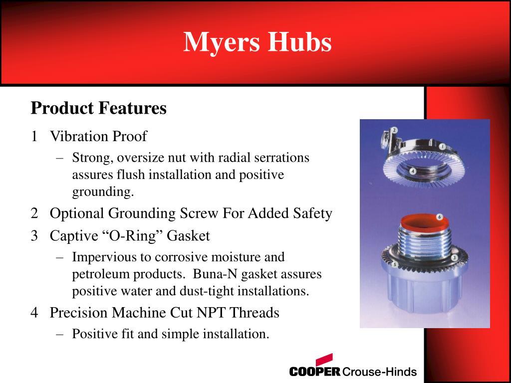 Myers Hubs