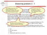 dissecting problem 3 1