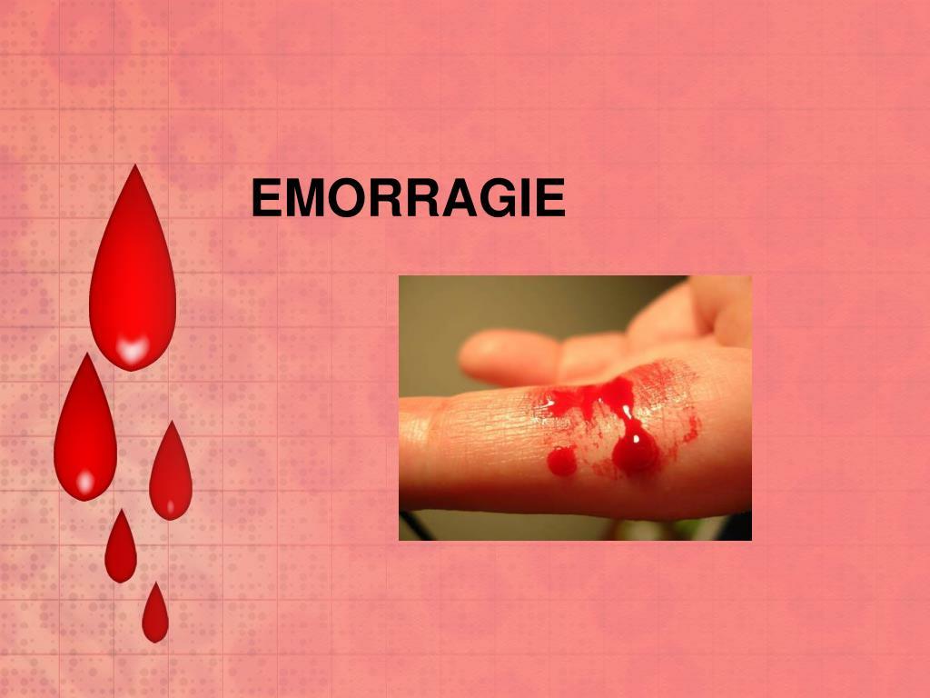 EMORRAGIE