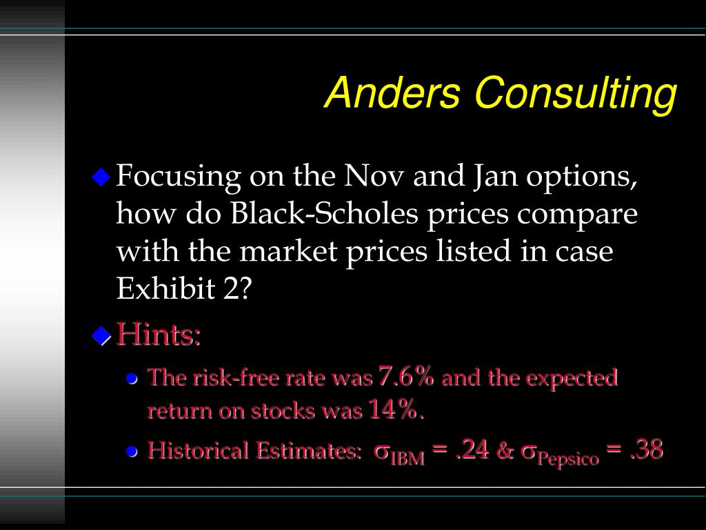 Anders Consulting