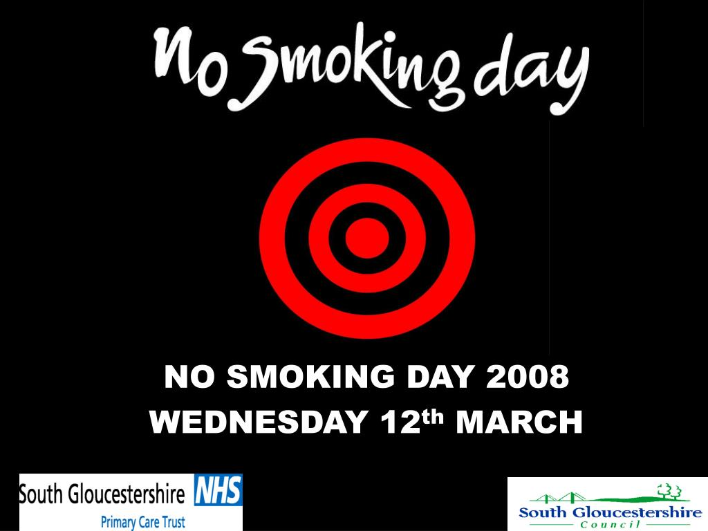 NO SMOKING DAY 2008