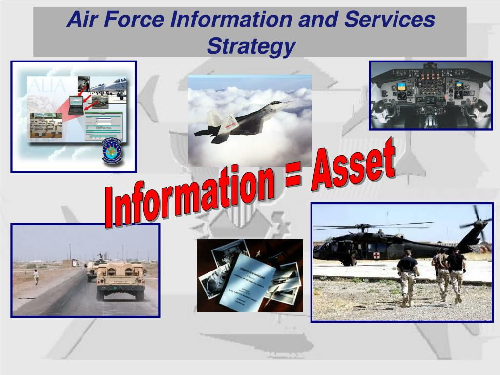 Air Force Information and Services Strategy