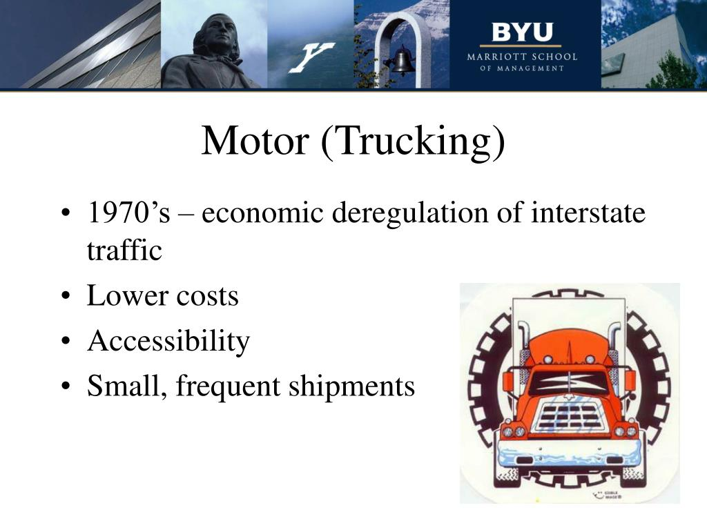 Ppt Modes Of Transportation In Supply Chain Powerpoint