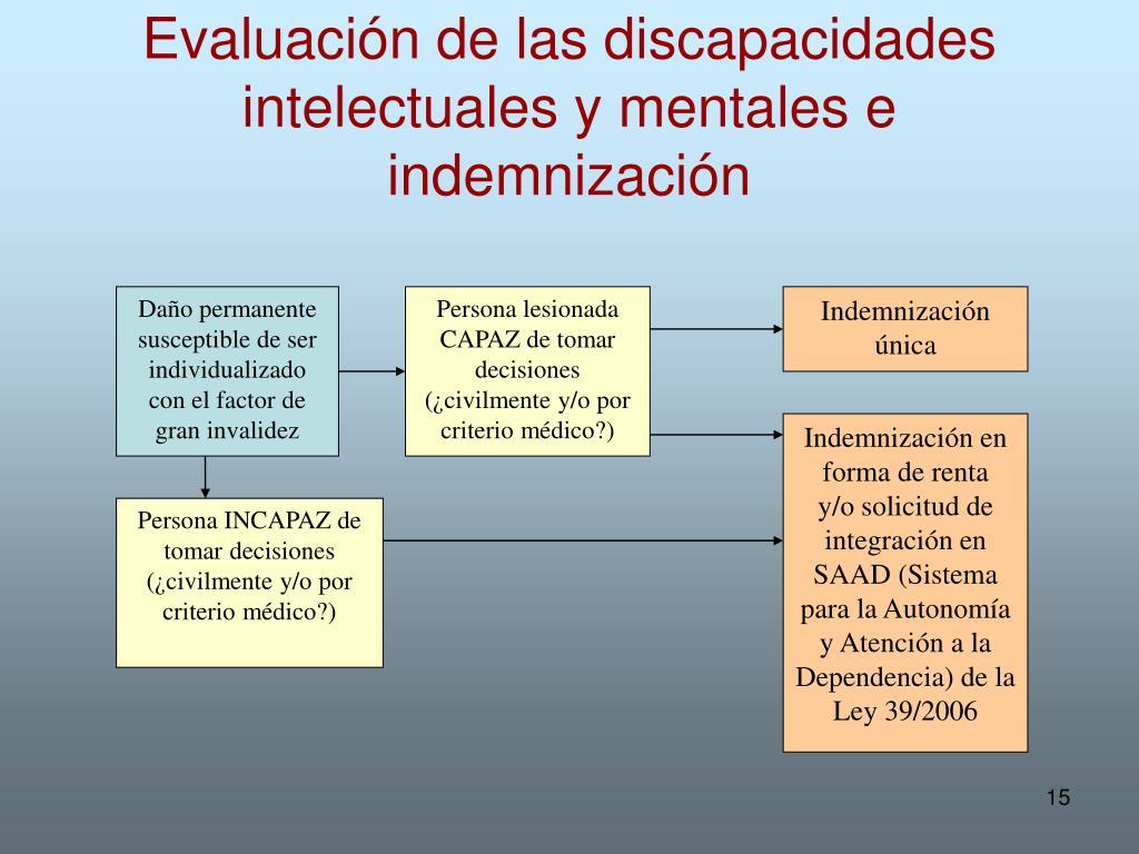 Daño permanente susceptible de ser individualizado con el factor de gran invalidez