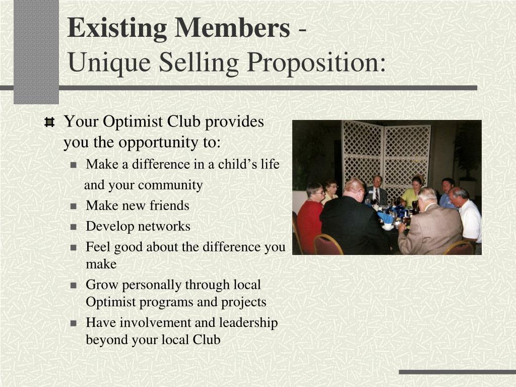 Existing Members