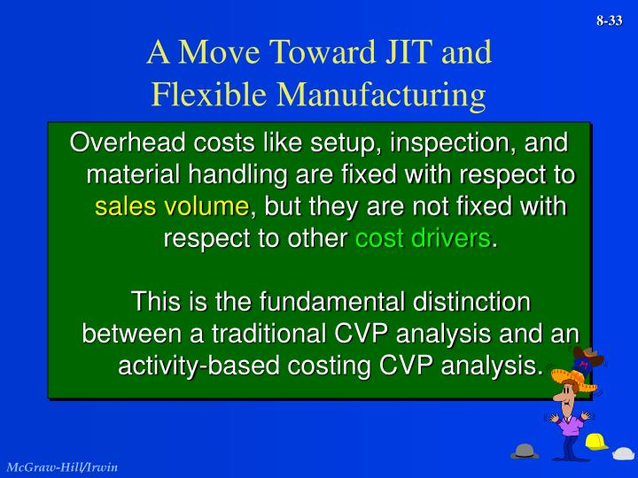 A Move Toward JIT and