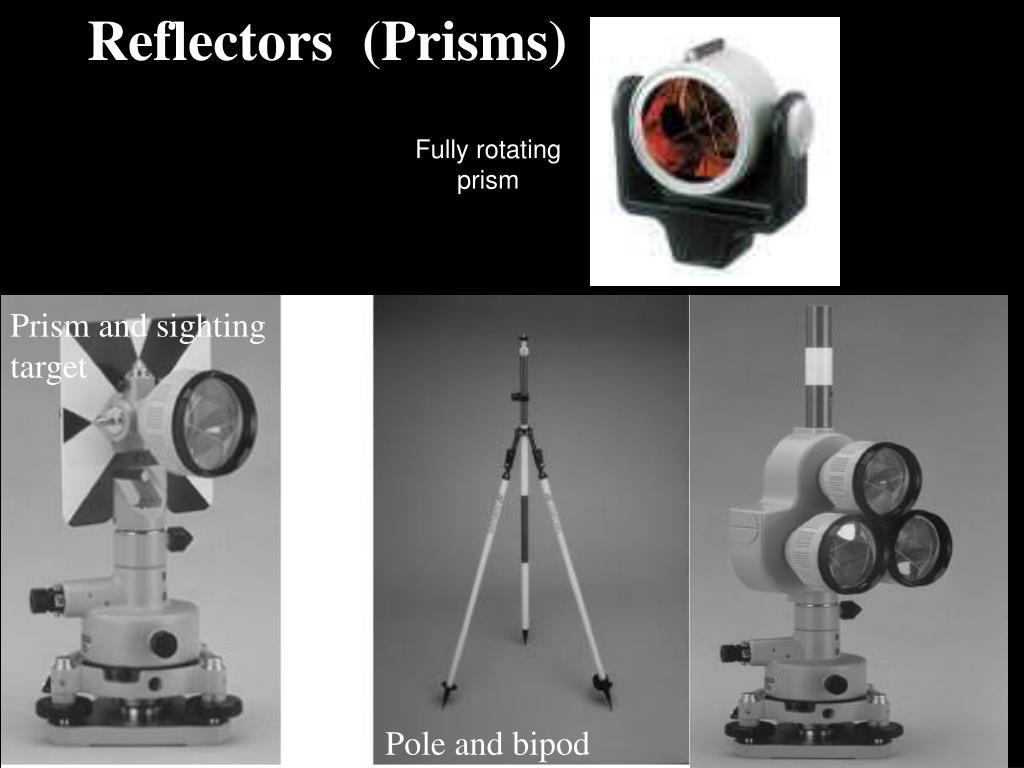 Reflectors  (Prisms)