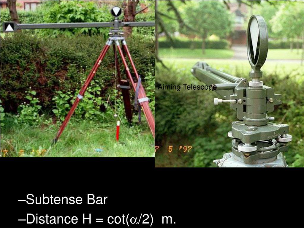 Aiming Telescope