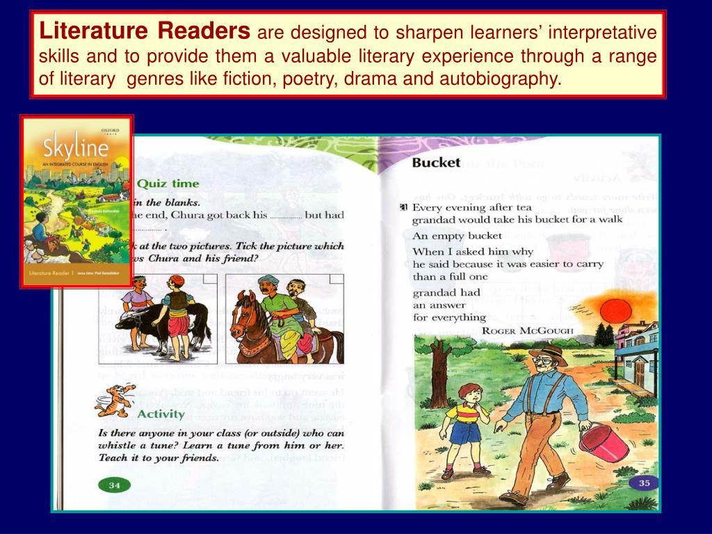 Literature Readers